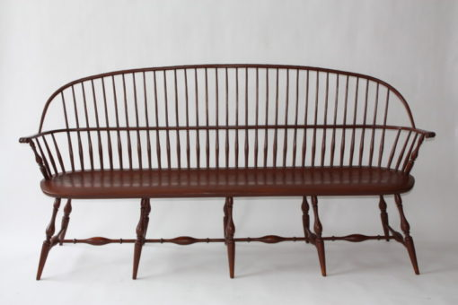 74-inch-bow-back-arm-settee