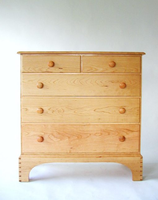 Shaker Five Drawer Chest