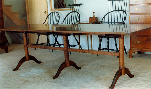 Shaker Dining Table  Chris Harter