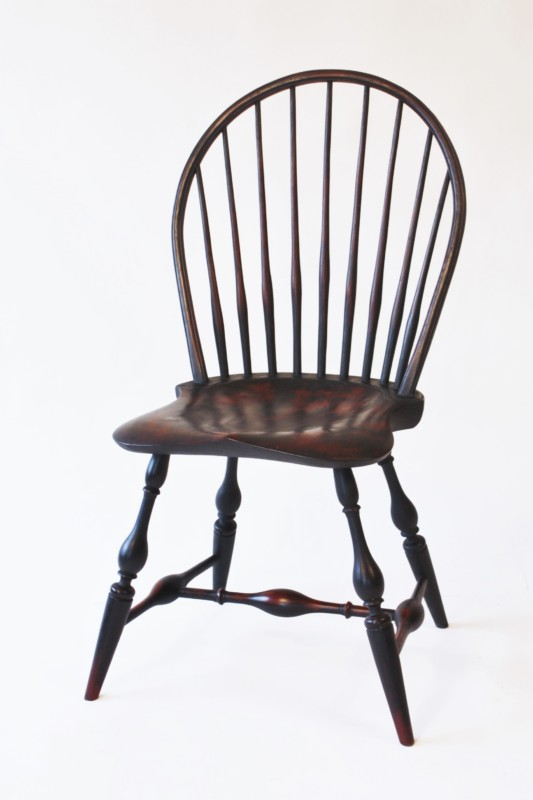 Bow Back Side Chair ...
