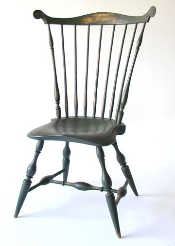 Fan Back Chair CH 2